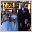 Celebrants picture of Anne-Marie and Mark's wedding at Sandgate Brisbane
