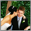 Celebrants Signing Register at wedding